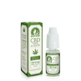 Sensi Seeds - CBD E-Liquid 50mg-200mg 2